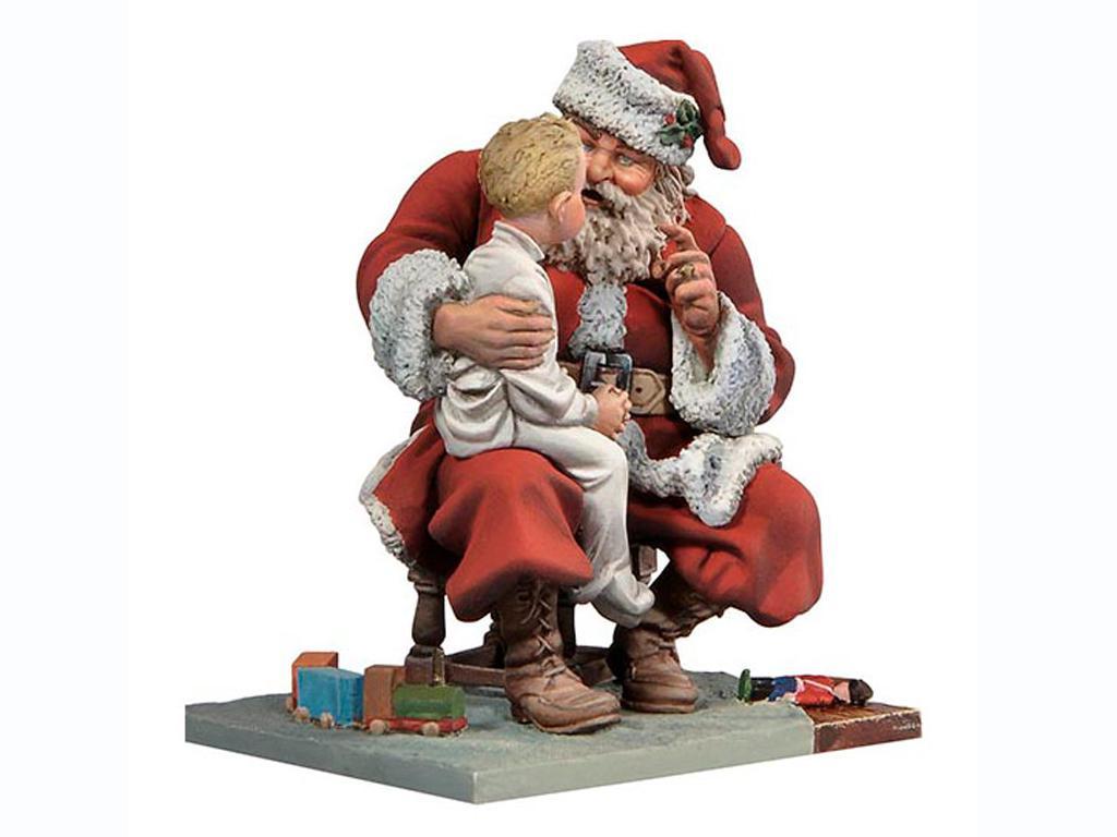El consejo de Papá Noel (Vista 4)