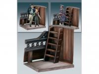 Cubierta Barco con Escaleras. (Vista 2)