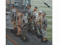 Tripulación U-Boat 5 (Vista 3)