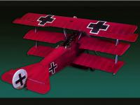 Fokker DR.1(1918) (Vista 5)