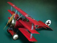 Fokker DR.1(1918) (Vista 6)
