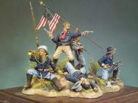 La Ultima batalla de Custer (Vista 6)