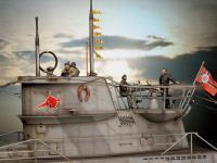 U-Boat VII C. Lobo de los mares (Vista 5)