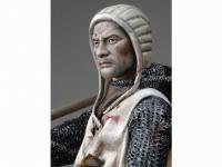 Templario a Caballo, s.XI (Vista 6)