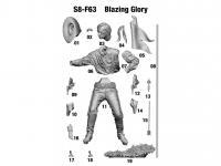 Blazing Glory. Little Big Horn, 1876 (Vista 7)