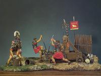 Catapulta Romana (Vista 5)