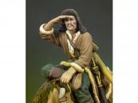 Arquero Huno a Caballo año 450 (Vista 8)