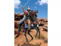 Salidino a caballo, siglo XII (Vista 4)