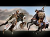 Salidino a caballo, siglo XII (Vista 5)