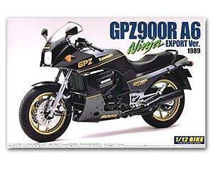 Kawasaki GPZ900R Ninja A6 'Export Model'  (Vista 1)