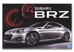 Subaru BRZ '12  (Vista 1)