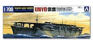 IJN Aircraft Carrieer Unyo  (Vista 1)