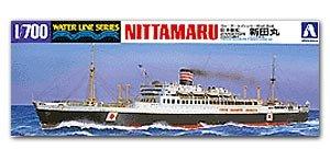 Pacific Ocean Liner Nittamaru  (Vista 1)