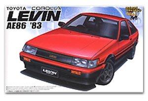 AE86 Corolla Levin Early    (Vista 1)