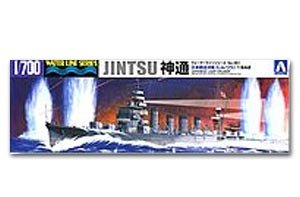 IJN Light Cruiser Jintsu 1942   (Vista 1)