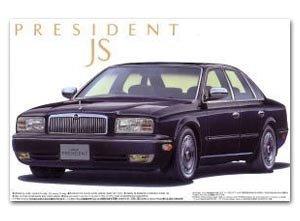 Nissan PHG50 President JS Mid-Production  (Vista 1)