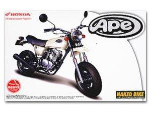 Honda Ape 50   (Vista 1)