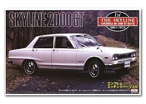 Avant Garde Nissan President Type III    (Vista 1)