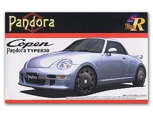 Daihatsu Copen Pandora Type 830    (Vista 1)