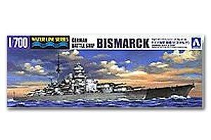 German Battleship Bismarck   (Vista 1)