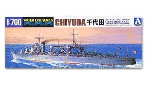 IJN Seaplane Tender Chiyoda  (Vista 1)