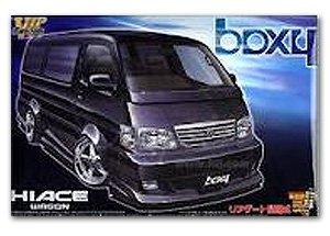 Boxy Hi Ace Wagon  (Vista 1)