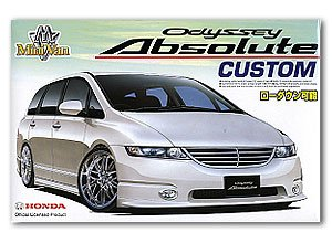 Odyssey Absolute First Model `03 Custom   (Vista 1)