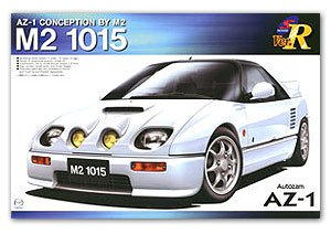 M2 1015 (Autozam AZ-1)  (Vista 1)