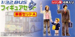 Set Pasajeros Bus  (Vista 1)