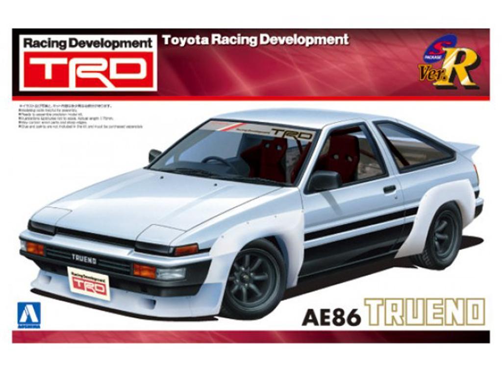 Toyota AE86 Trueno N2 Spec TRD (Vista 1)