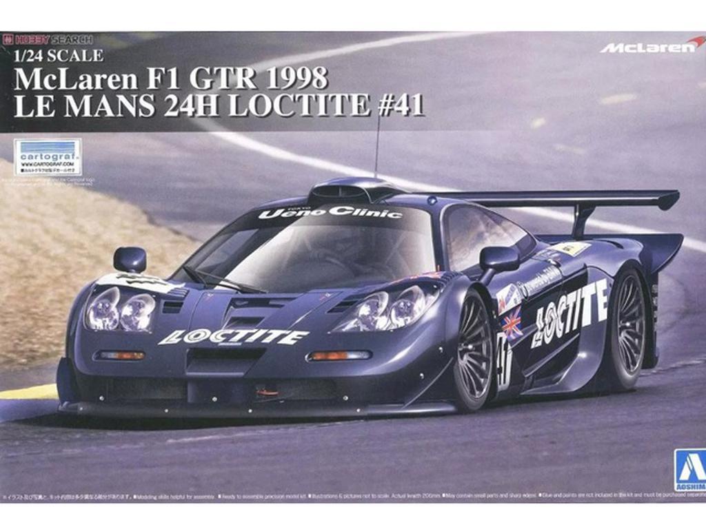 McLaren F1 GTR Loctite (Vista 1)