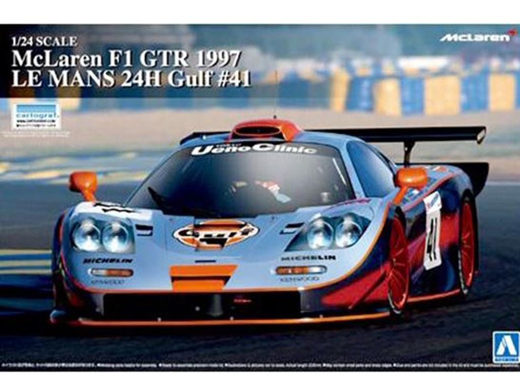 MC Laren F1 GTR Le Mans (Vista 1)