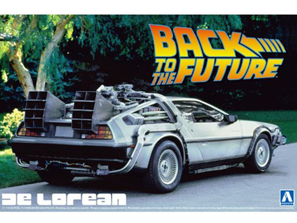 Delorean Back to the Future Part 1 (Vista 1)