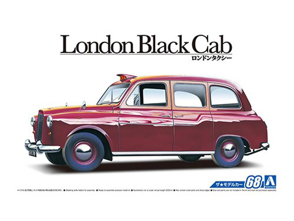 FX-4 London Black Cab 1968 (Vista 1)