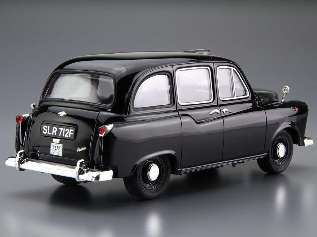 FX-4 London Black Cab 1968 (Vista 2)