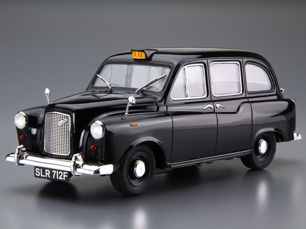 FX-4 London Black Cab 1968 (Vista 3)