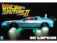 Delorean Back to the Future Part 2 (Vista 2)