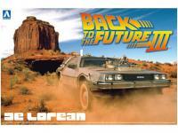 Delorean Back to the Future Part 3 (Vista 2)