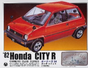 Honda City R 1982  (Vista 1)