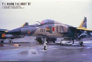 Mitsubishi F-1 6th SQD. TAC Meet 1997 (3  (Vista 1)