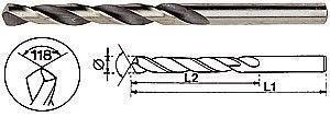 Broca Acero Diametro 1,4 mm  (Vista 1)