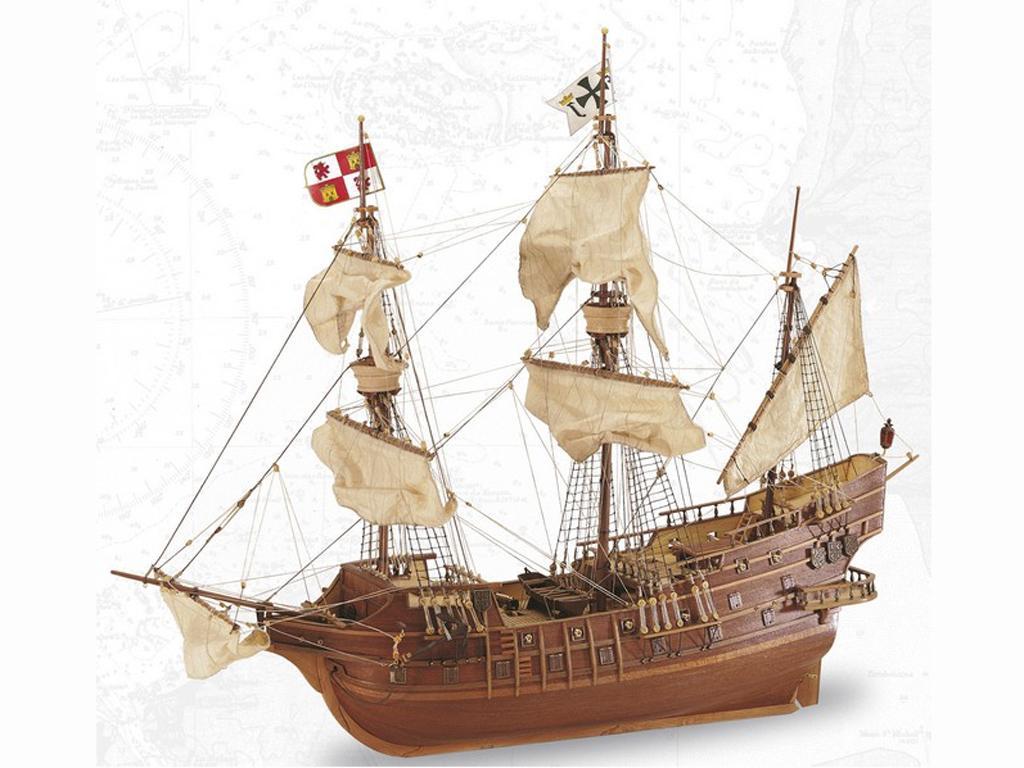 Galeón español San Juan S. XVI - Ref.: ARTE-18022
