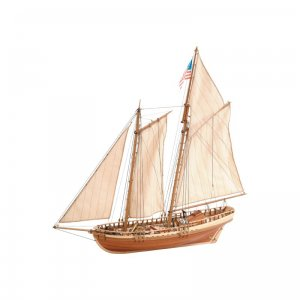 Virginia American schooner  (Vista 1)