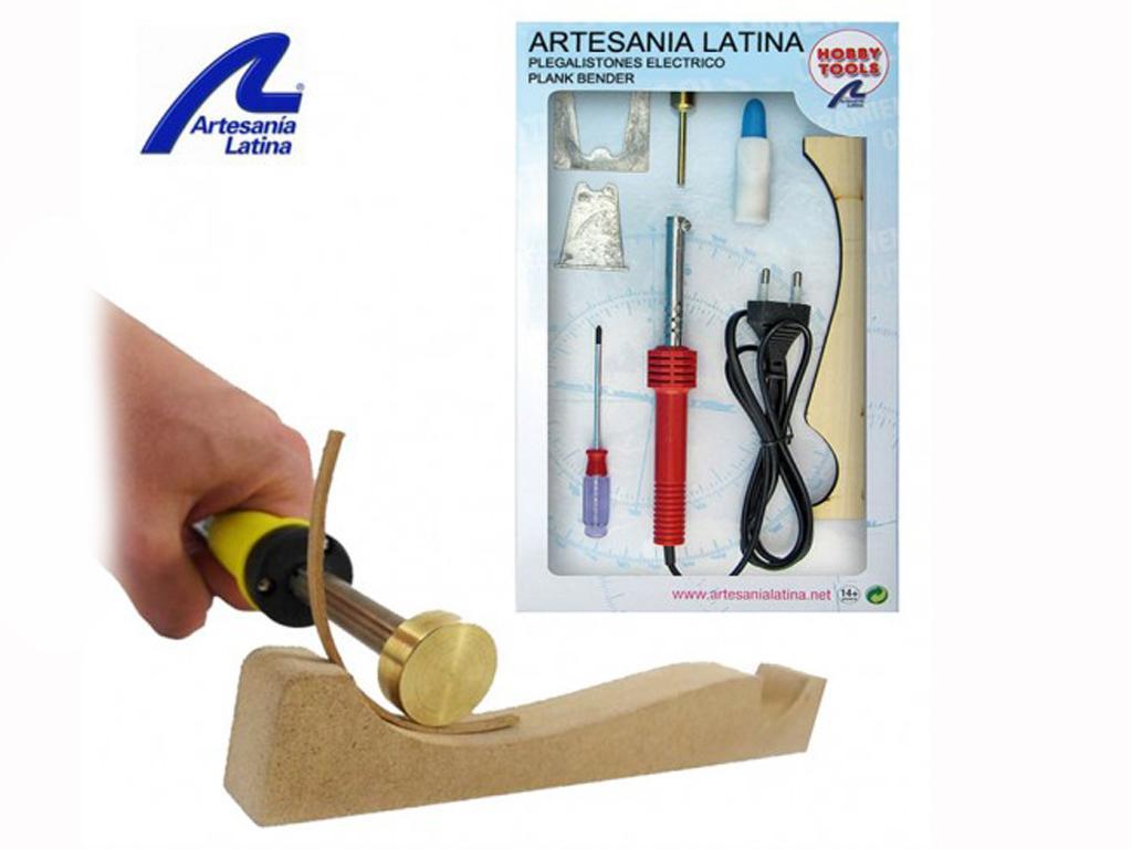Plegalistones eléctrico - Ref.: ARTE-270741