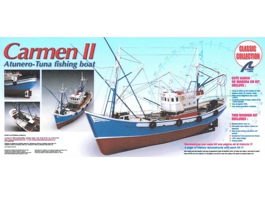 Carmen II  (Vista 1)
