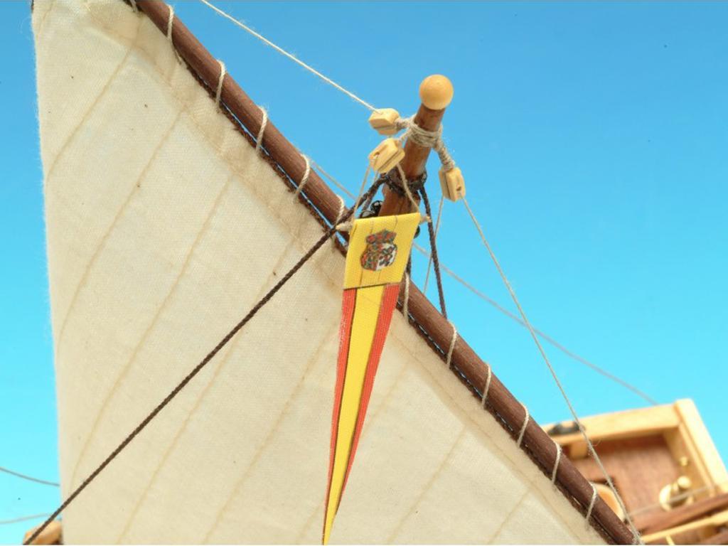 Lancha del Capitán Santísima Trinidad (Vista 7)