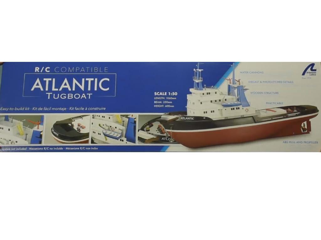 Remolcador Atlantic  (Vista 1)