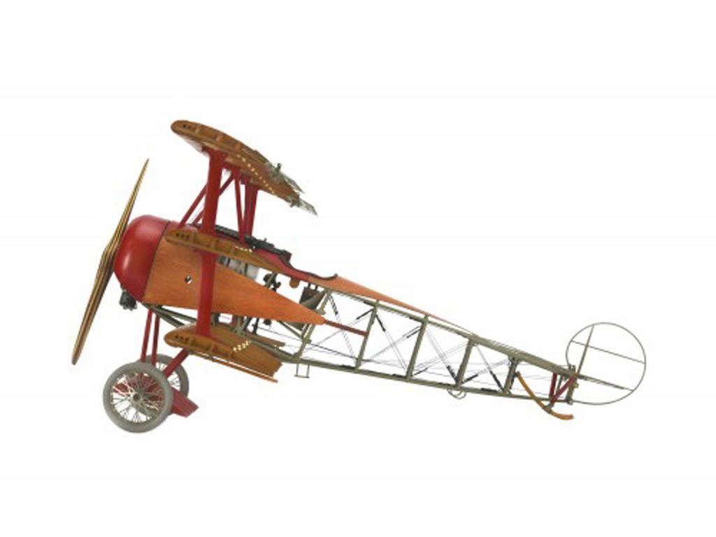 Fokker Dr.I, el Triplano del Barón Rojo (Vista 5)