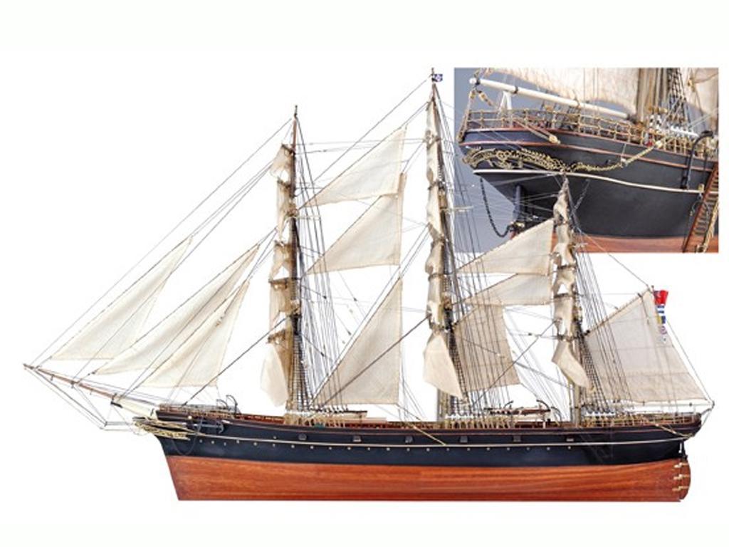 Cutty Sark Tea Clipper (Vista 1)