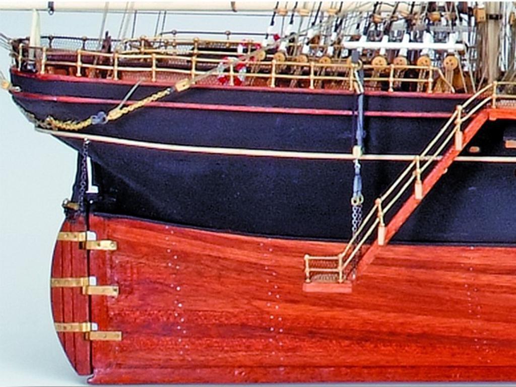 Cutty Sark Tea Clipper (Vista 2)